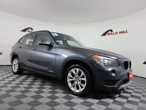2014 BMW X1 for sale at Bald Hill Kia in Warwick RI