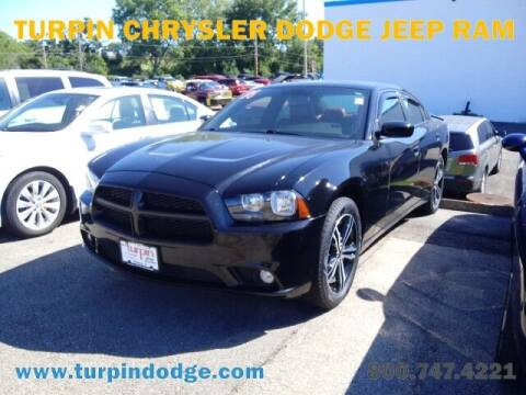 2014 Dodge Charger for sale at Turpin Dodge Chrysler Jeep Ram in Dubuque IA