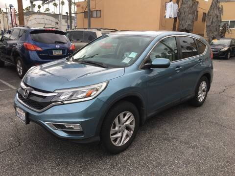 2015 Honda CR-V for sale at Eden Motor Group in Los Angeles CA
