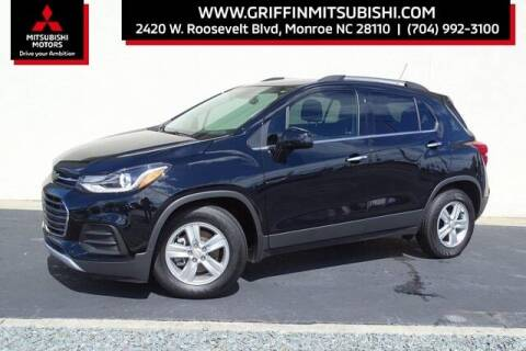 2020 Chevrolet Trax for sale at Griffin Mitsubishi in Monroe NC