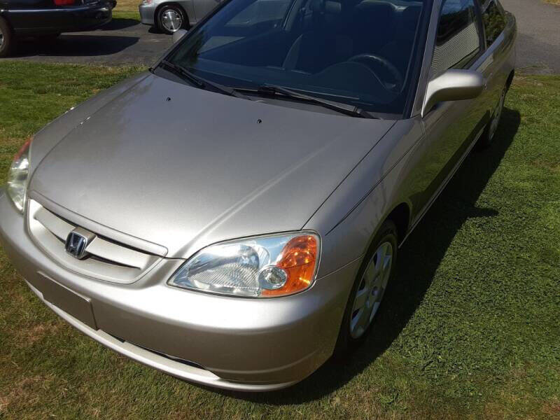 2002 Honda Civic for sale at Wild About Cars Garage in Kirkland WA