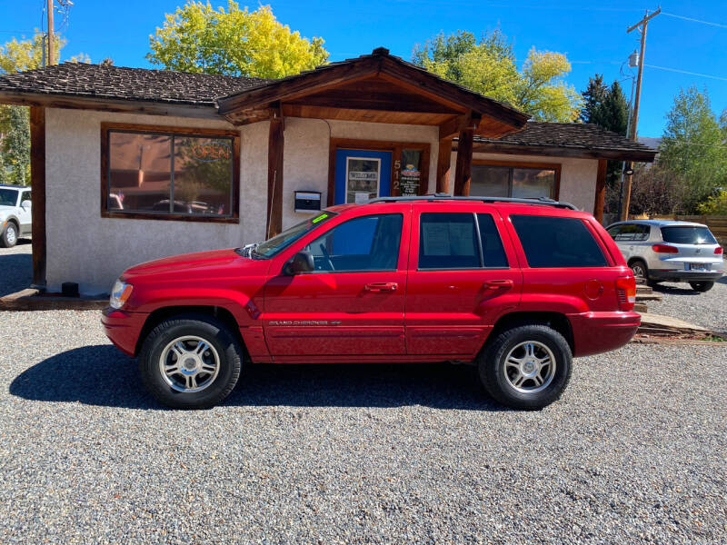 2003 Jeep Grand Cherokee for sale in Hailey, ID