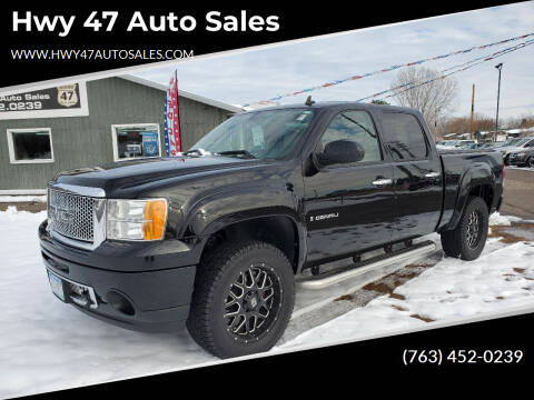 2008 GMC Sierra 1500 for sale at Hwy 47 Auto Sales in Saint Francis MN