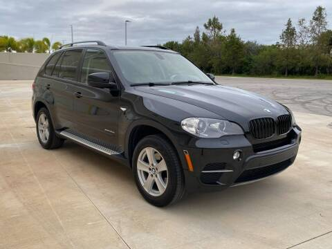 2012 BMW X5 for sale at EUROPEAN AUTO ALLIANCE LLC in Coral Springs FL