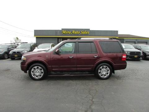 2011 Ford Expedition for sale at MIRA AUTO SALES in Cincinnati OH