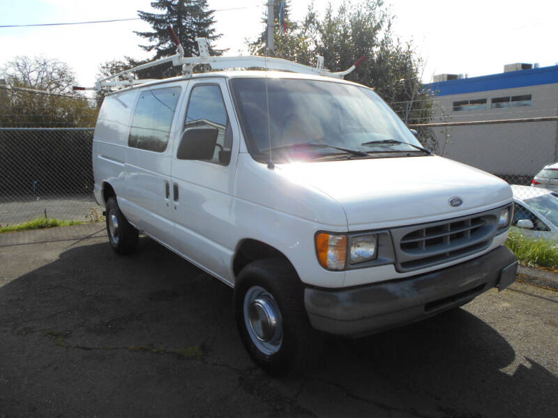 1999 Ford E-250 for sale at Family Auto Network in Portland OR