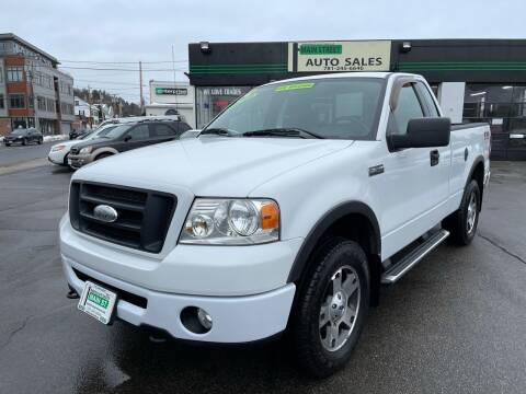 2006 Ford F-150 for sale at Wakefield Auto Sales of Main Street Inc. in Wakefield MA