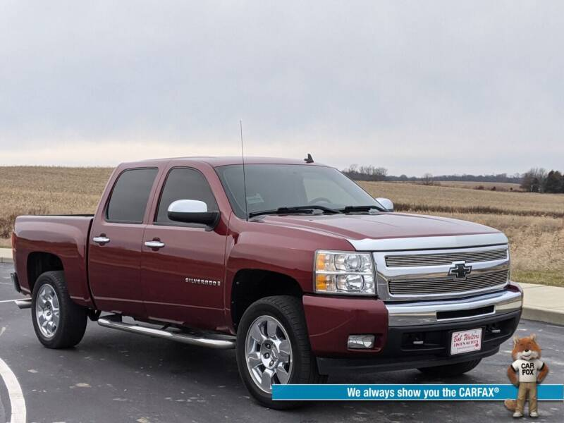2009 Chevrolet Silverado 1500 for sale at Bob Walters Linton Motors in Linton IN