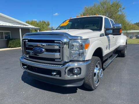 2016 Ford F-350 Super Duty for sale at Jacks Auto Sales in Mountain Home AR