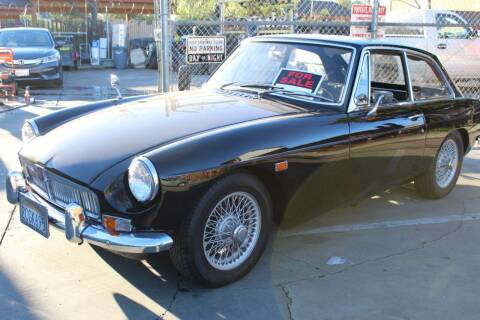 1969 MG MGB for sale at CA Lease Returns in Livermore CA