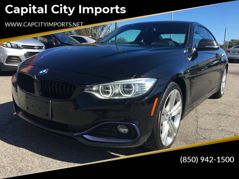 2014 BMW 4 Series for sale at Capital City Imports in Tallahassee FL
