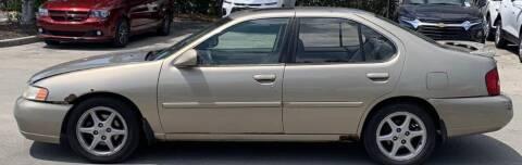 1998 Nissan Altima for sale at Cobalt Cars in Atlanta GA
