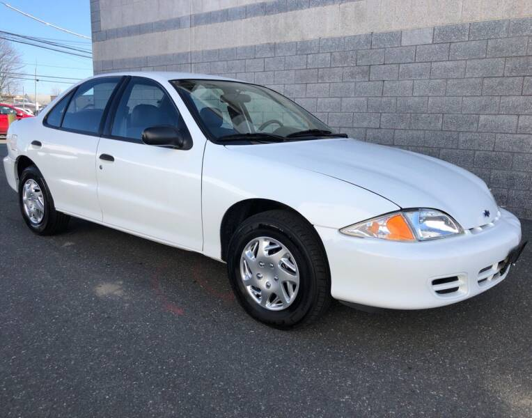 2001 Chevrolet Cavalier for sale in Island Park, NY