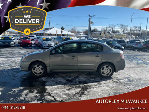 2010 Nissan Sentra for sale at Autoplex 2 in Milwaukee WI