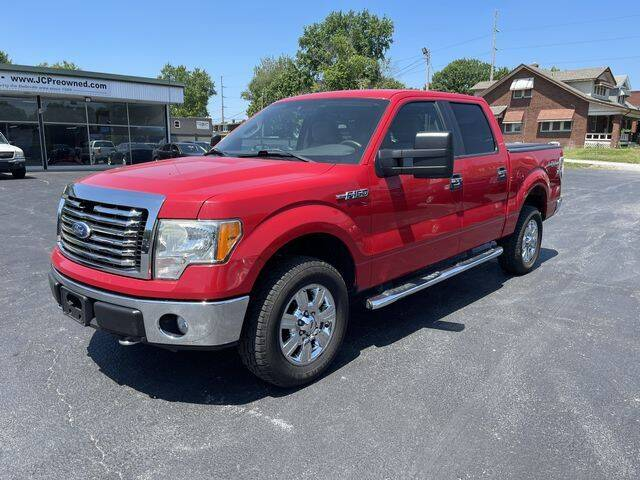 2010 Ford F-150 for sale at JC Auto Sales in Belleville IL