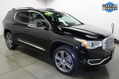 2019 GMC Acadia for sale at Bob Clapper Automotive, Inc in Janesville WI