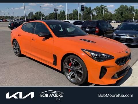 2019 Kia Stinger for sale at Bob Moore Kia in Oklahoma City OK