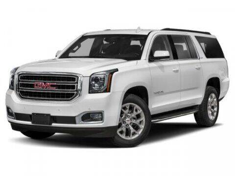 2019 GMC Yukon XL for sale at Auto Finance of Raleigh in Raleigh NC