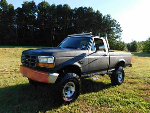 1994 Ford F-150 for sale at Paniagua Auto Mall in Dalton GA