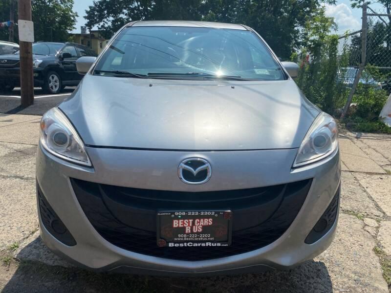 2012 Mazda MAZDA5 for sale at Best Cars R Us in Plainfield NJ