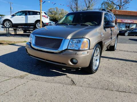 2002 GMC Envoy XL for sale at Lamarina Auto Sales in Dearborn Heights MI