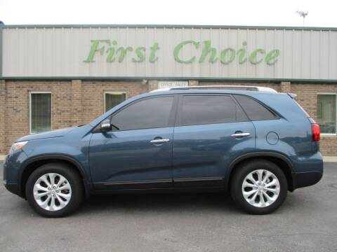 2014 Kia Sorento for sale at First Choice Auto in Greenville SC