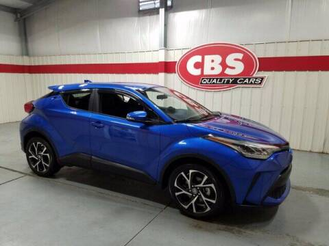 2021 Toyota C-HR for sale at CBS Quality Cars in Durham NC