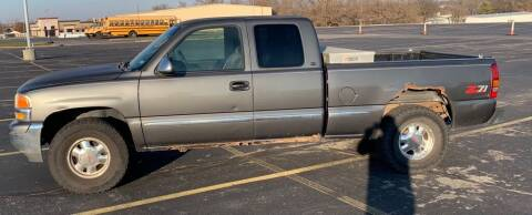 2000 GMC Sierra 1500 for sale at In Motion Sales LLC in Olathe KS
