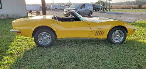 1971 Chevrolet Corvette for sale at Executive Automotive Service of Ocala in Ocala FL