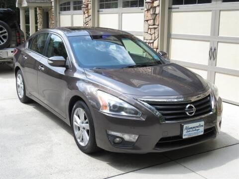 2013 Nissan Altima for sale at Hammonton Auto Exchange in Hammonton NJ