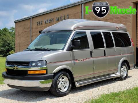 2004 Chevrolet Express Cargo for sale at I-95 Muscle in Hope Mills NC