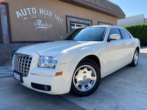 2005 Chrysler 300 for sale at Auto Hub, Inc. in Anaheim CA