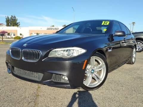 2013 BMW 5 Series for sale at Auto Mercado in Clovis CA