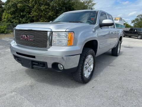 2010 GMC Sierra 1500 for sale at Truck Depot in Miami FL