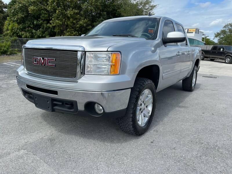 2010 GMC Sierra 1500 for sale at Truck Depot in Miami FL