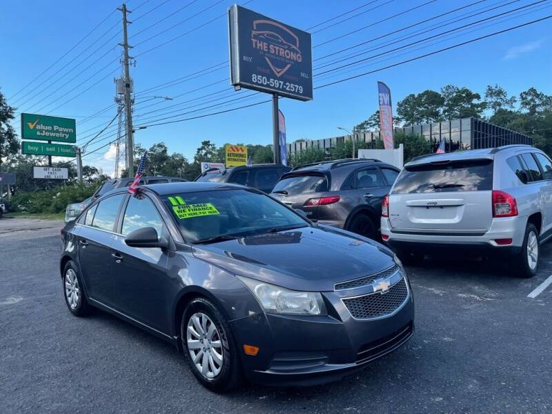 2011 Chevrolet Cruze for sale at The Strong St. Moses Auto Sales LLC in Tallahassee FL
