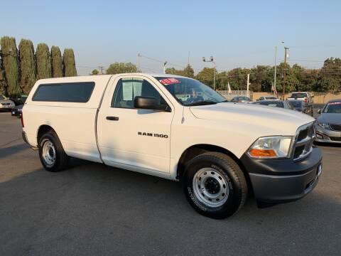 2011 RAM Ram Pickup 1500 for sale at Blue Diamond Auto Sales in Ceres CA
