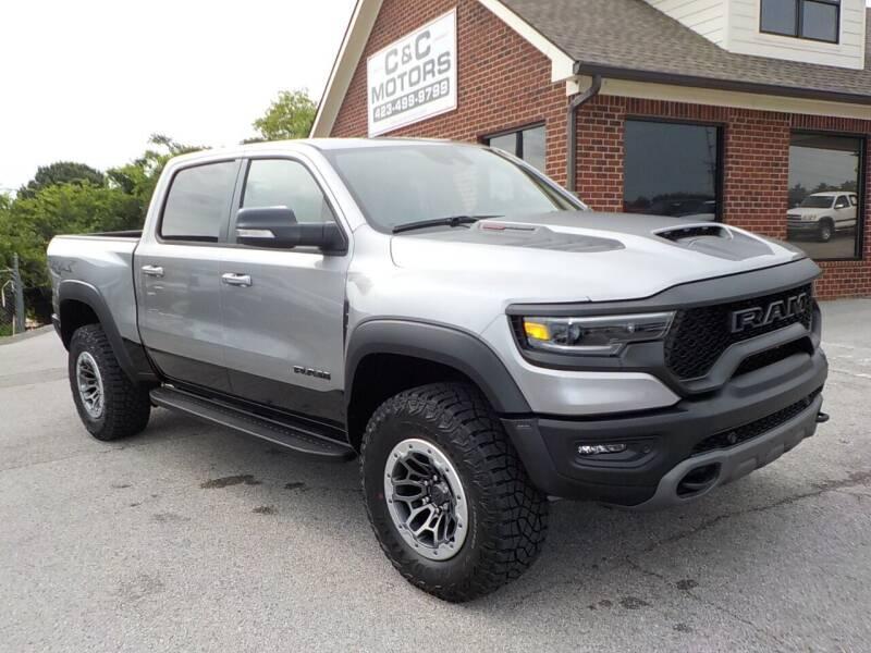 2021 RAM Ram Pickup 1500 for sale at C & C MOTORS in Chattanooga TN
