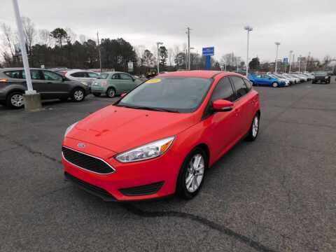 2016 Ford Focus for sale at Paniagua Auto Mall in Dalton GA