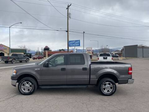 2005 Ford F-150 for sale at CHEAP CARS in Missoula MT