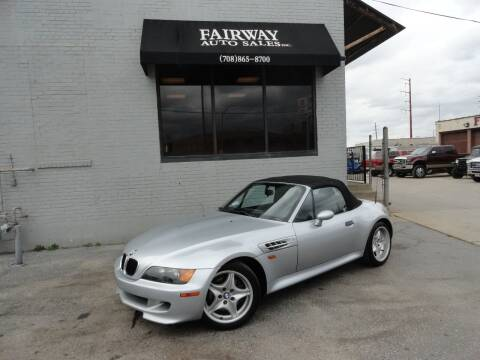 1998 BMW M for sale at FAIRWAY AUTO SALES, INC. in Melrose Park IL