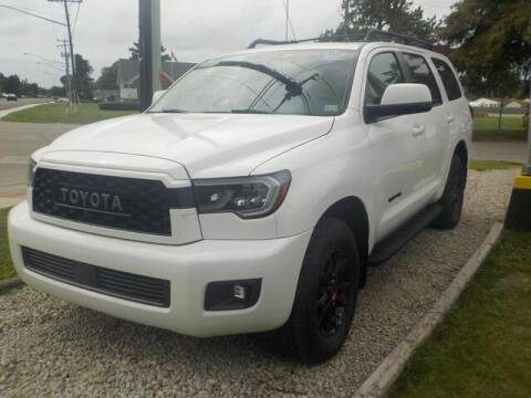 2020 Toyota Sequoia for sale at Beach Auto Brokers in Norfolk VA
