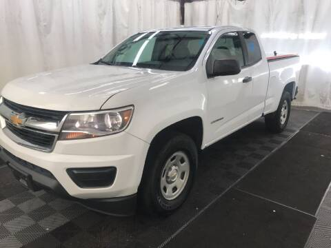 2018 Chevrolet Colorado for sale at Lone Star Auto Center in Spring TX