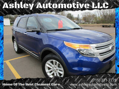 2014 Ford Explorer for sale at Ashley Automotive LLC in Altoona WI