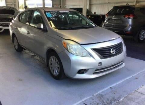 2014 Nissan Versa for sale at JacksonvilleMotorMall.com in Jacksonville FL