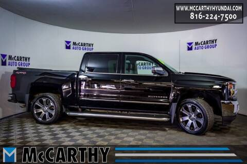 2017 Chevrolet Silverado 1500 for sale at Mr. KC Cars - McCarthy Hyundai in Blue Springs MO