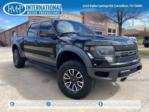 2013 Ford F-150 for sale at International Motor Productions in Carrollton TX