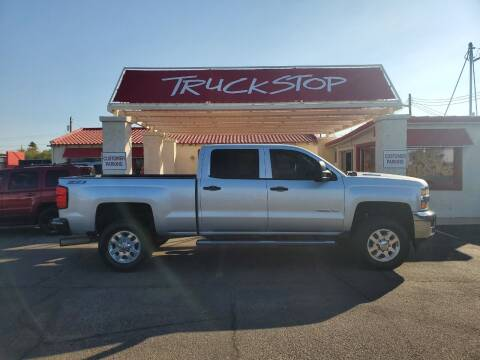 2015 Chevrolet Silverado 2500HD for sale at TRUCK STOP INC in Tucson AZ