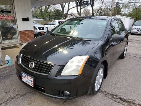2009 Nissan Sentra for sale at New Wheels in Glendale Heights IL
