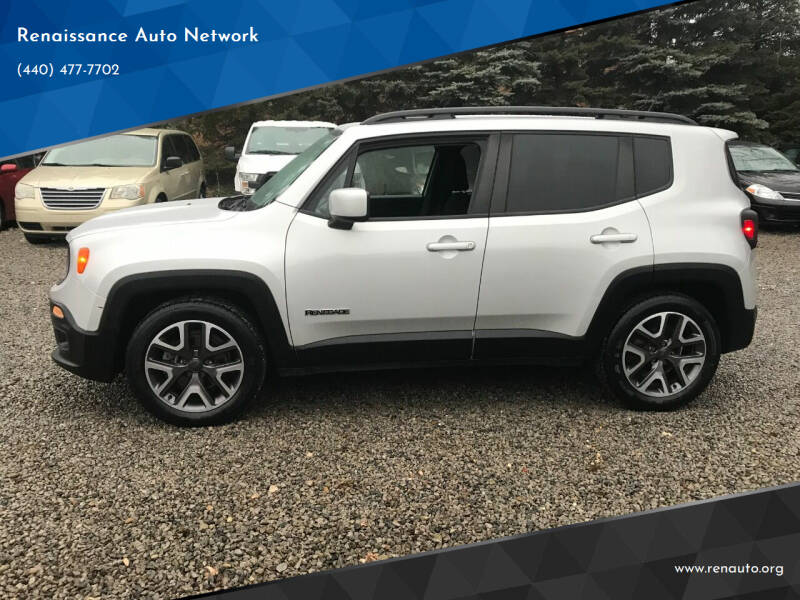 2015 Jeep Renegade for sale at Renaissance Auto Network in Warrensville Heights OH